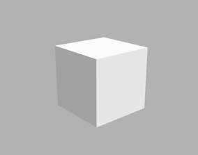 3D asset THE GREATEST CUBE IN THE HISTORY OF EVER