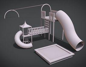 Playground Set 7 3D printable model
