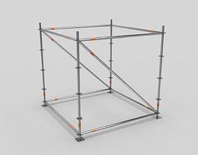 3D Scaffold Layher