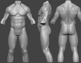 Human Anatomy - 9 3D model