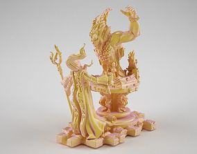 3D print model demon and wizard