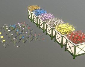 3D 3dhaupt City Plants Collection 1