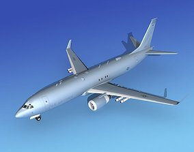 3D model Boeing P-8 Poseidon US Air Force