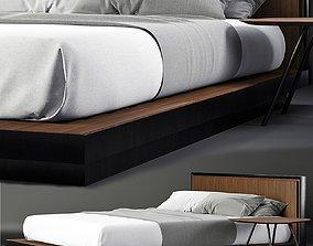 Envy Queen Bed 3D