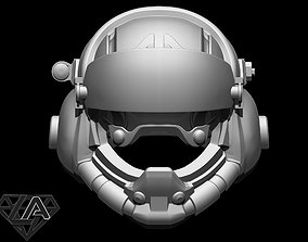 TitanFall Valkyrie Pilot helmet 3D printable model