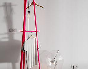 Hanger Scene For Cinema 4D and Corona Renderer 3D