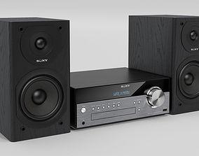 3D model stereo 62 am144