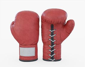 3D asset Boxing Gloves