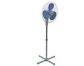 3D model Floor Standing Fan