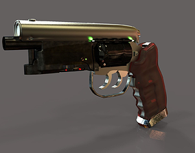 3D Blade runner Blaster