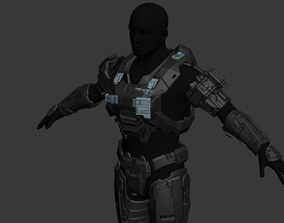 Modular Reach Tactical Patrol 3D Print File