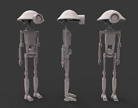 Pit Droid 3D model