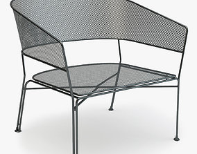 emu Eclipse Lounge Chair 3D model