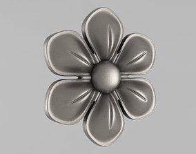 3D print model ornament Decor Rosettes