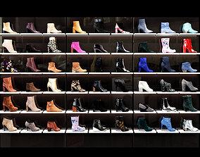 3D model Women shoes shop