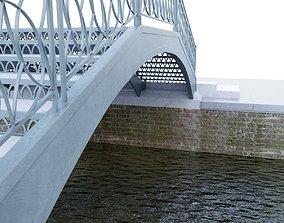 3D europe Venice Bridge