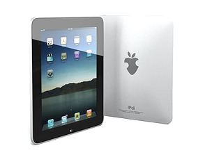 3D Electronic Reader Tablet