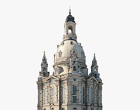 Dresden Frauenkirche 3D model