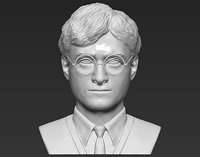 Harry Potter bust 3D printing ready stl obj formats
