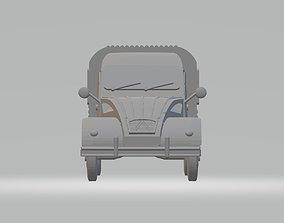 3D print model Citroen 2CV Commerciale 1980
