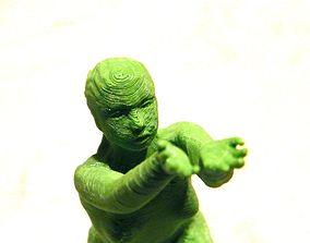 3D printable model Undine