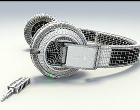 3D Pioneer headphones