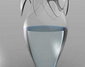 3D model Liquid oxygen fantasy