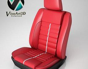 3D model Car Seat GT sport