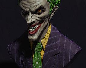 Joker 3D printer helmet