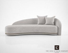The Sofa and Chair Company Mouna sofa 3D model