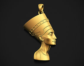 Nefertiti 3D print model tut