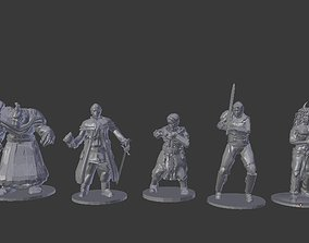 king Fantasy Character Models