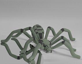 TEGENARIA DOMESTICA 3D printable model