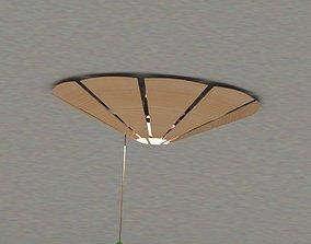 3D print model adjustable lamp hood