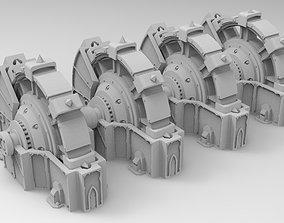 3D printable model Evil Mechanics Generator