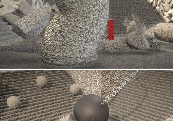 Sandstone Soil 1 Texture Set 43