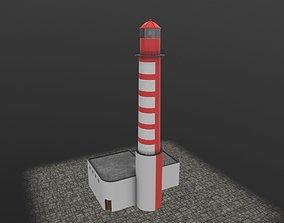 Light House East Mall 3D model