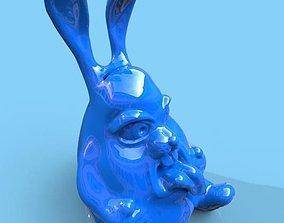 3D print model Bunny Piggy Bank