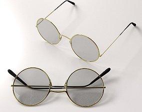 3D Classic Eyeglasses