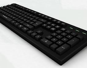 3D model PC Keyboard