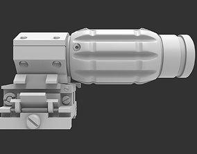 3D model Scope 04 - High poly