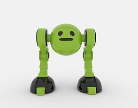 3D model rigged CUTE ROBOT