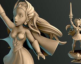 She-Ra - Classic 3D print model