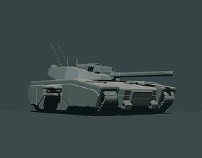 3D print model GURTELTIER MBT C3M