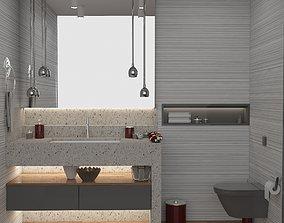 bathroom 2 3D