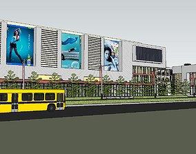 Region-City-School 27 3D model