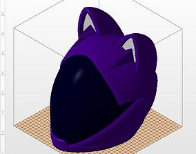 Inspired Akali Helmet KDA - More 3D printable model