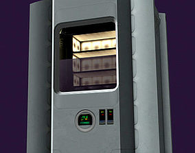 3D asset Laboratory equipment