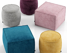 3D Muffin and Soap ottoman - Calligaris