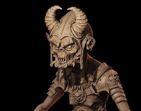 Goblin cave 3D printable model